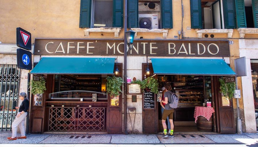 Italienisches Restaurant, Preise Essen und Trinken