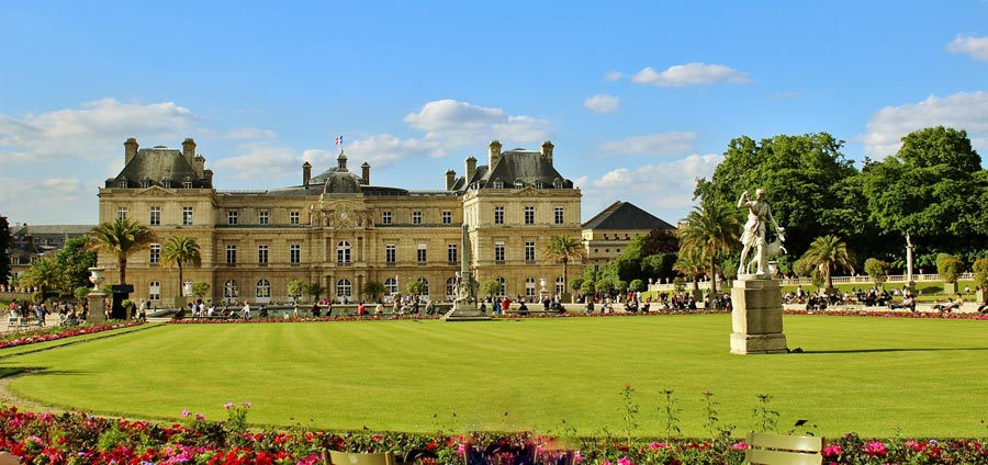 Paris Park, Garten: Jardin du Luxemburg