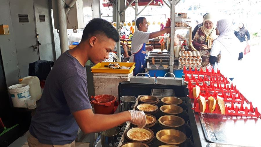 Kuala Lumpur: Chinatown, Little India