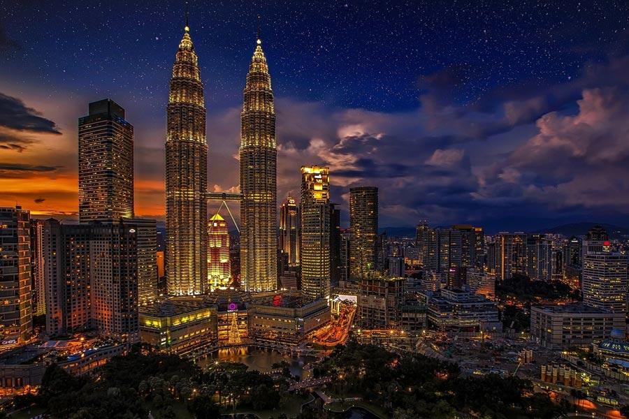 Kuala Lumpur Attraktion: Petronas Türme