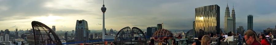 Kuala Lumpur: Rooftop, Heli Lounge