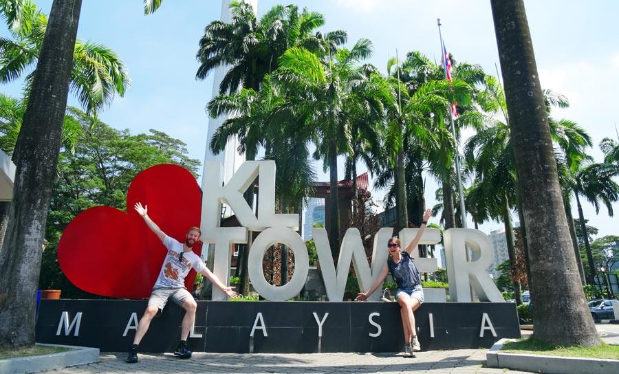 Kuala Lumpur, KL Tower