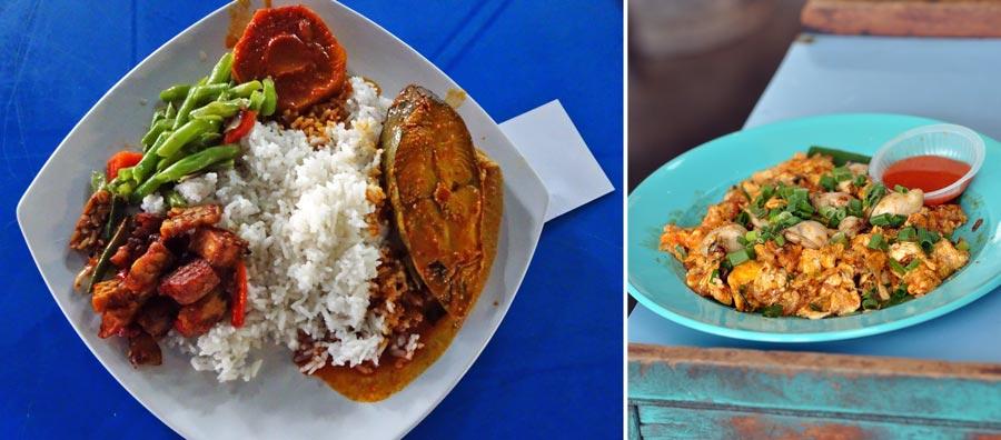 Malaysia Essen, Satay