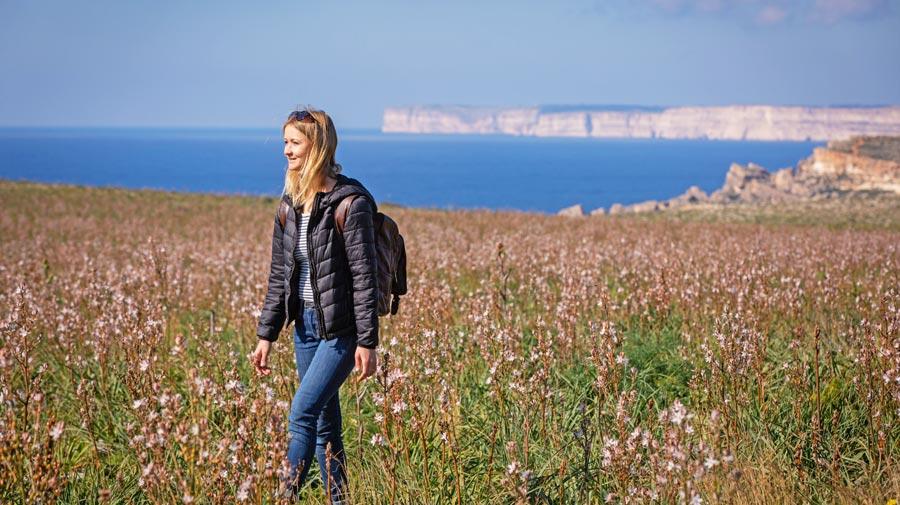 Gozo Mittelmeer, Insel Urlaub