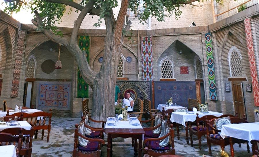Buchara: Mavrigi Restaurant
