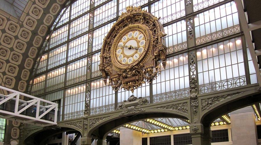 Museum Paris: Musée d'Orsay