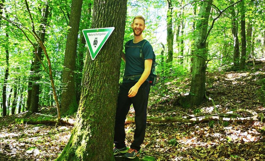 Naturschutzgebiet Saarhölzbachpfad, Saarland