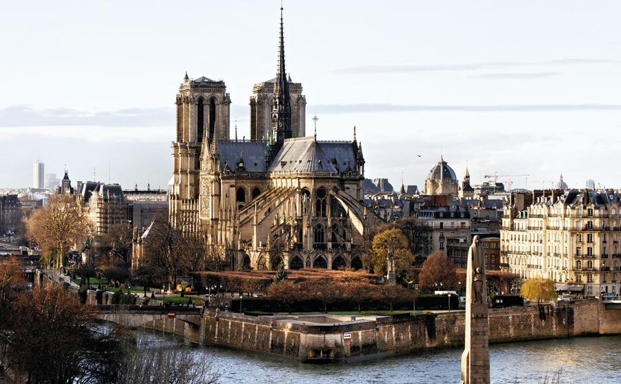 Notre Dame de Paris Kathedrale