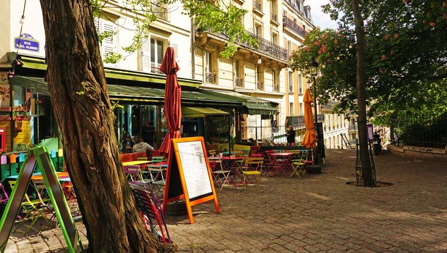 Paris Geheimtipps: Szeneviertel