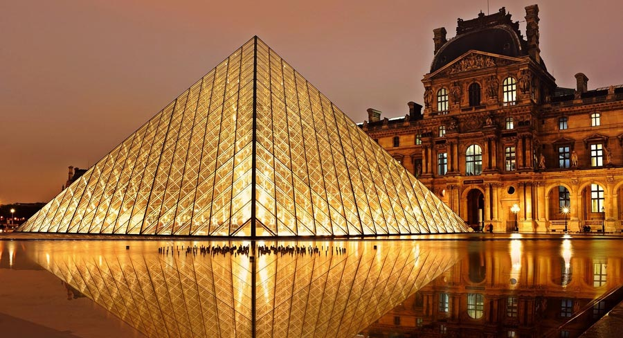 Paris Sehenswürdigkeiten: Louvre Museum