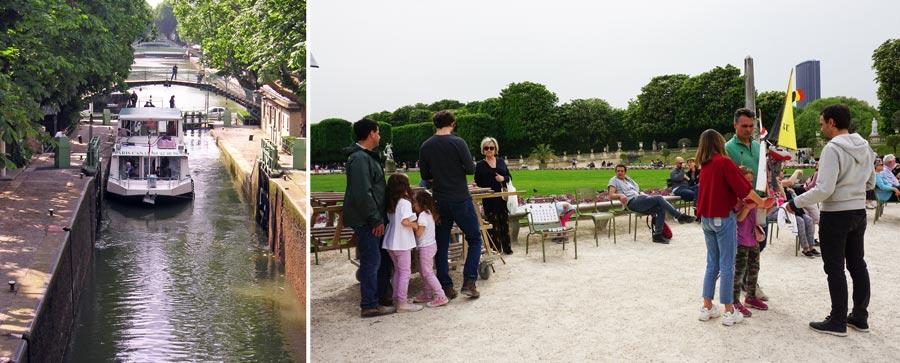 Paris Sehenswürdigkeiten: Jardin du Luxemburg