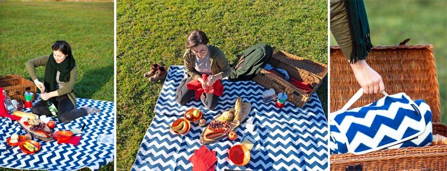 Picknickdecke Nordkamm Test und Vergleich