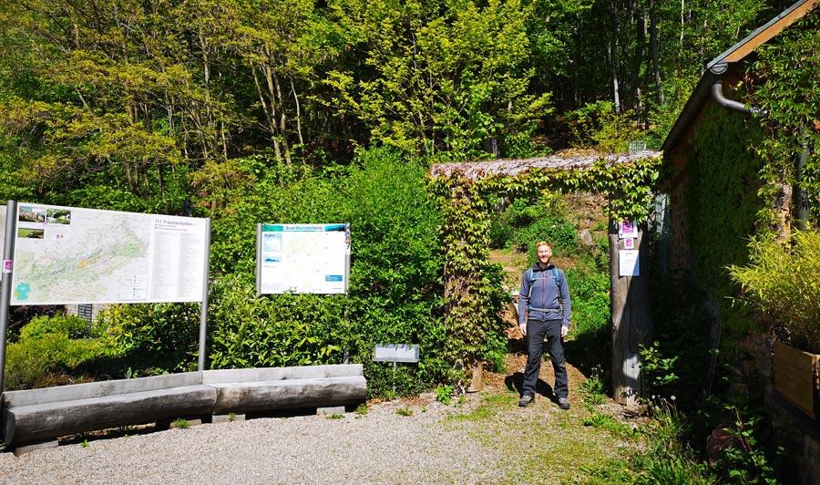 Traumschleife Saarland, Premiumwandern