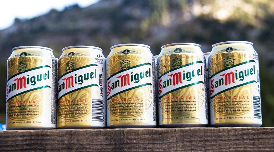 San Miguel, Spanisches Bier
