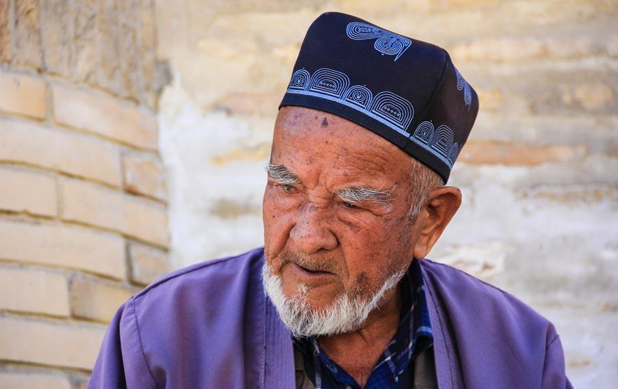 Stadt Buchara: Usbeke, Menschen