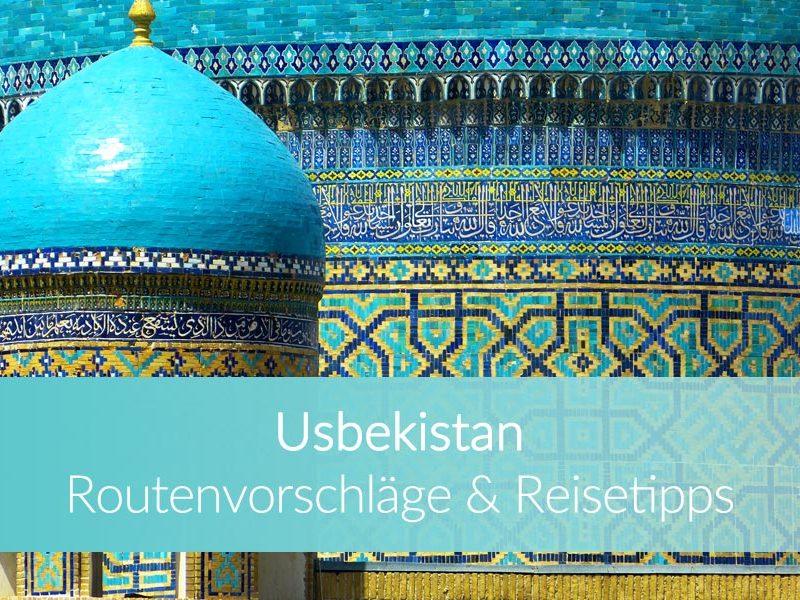 Usbekistan Reisen, Blog