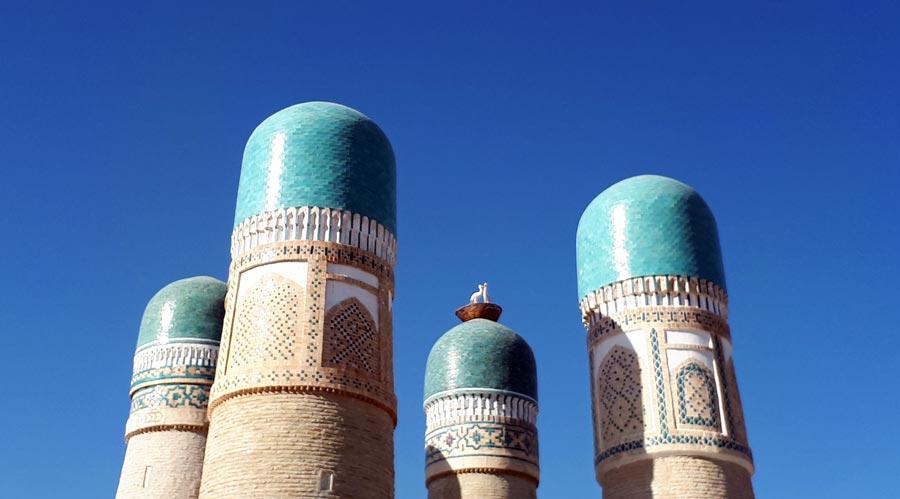 Usbekistan Sehenswürdigkeiten: Buchara