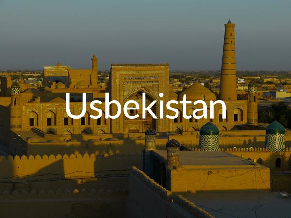 Reisetipps und Reiseführer Usbekistan