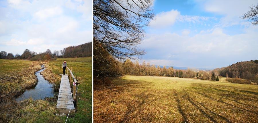 Wanderwege Saarland: Georgi Panoramaweg