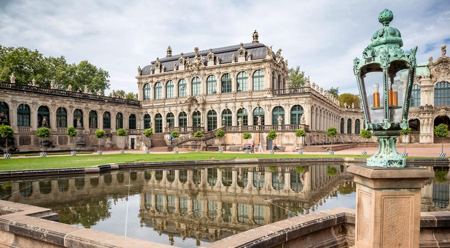 Dresden Sehenswürdigkeiten: Dresdner Zwinger