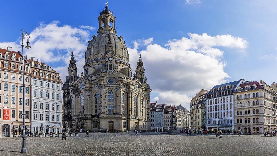 Dresden Sehenswürdigkeiten: Frauenkirche