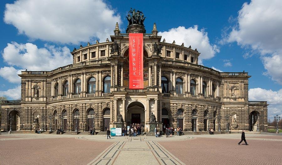 Semperoper, Dresden Sehenswürdigkeiten