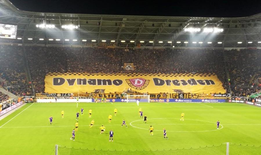 Dynamo Stadion, Dresden