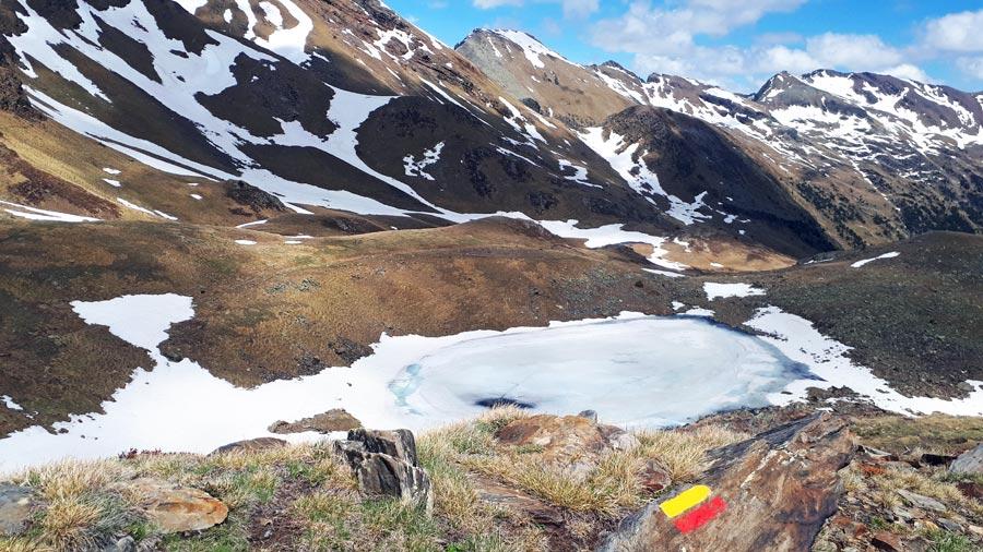 Wandern Pyrenäen: Fernwanderweg GRP