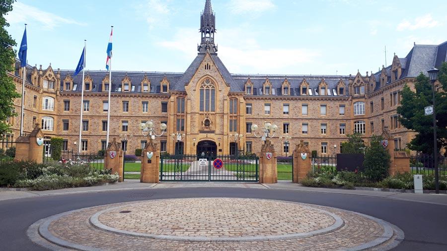 Fondation Pescatore, Luxemburg Stadt