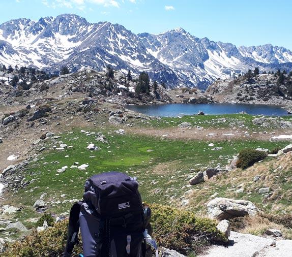 Wandern Pyrenäen, Madriu