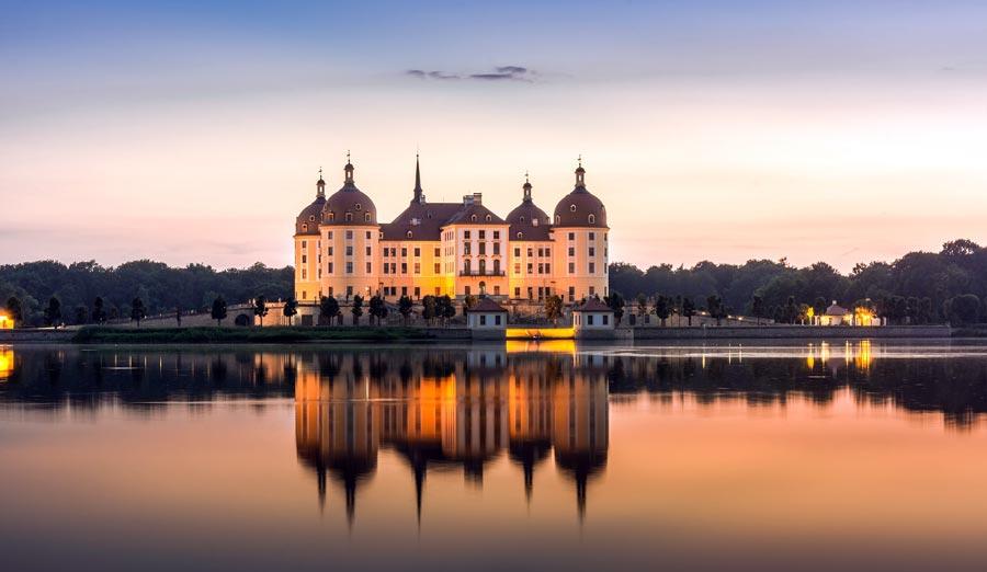 Moritzburg, Dresden Sehenswürdigkeit