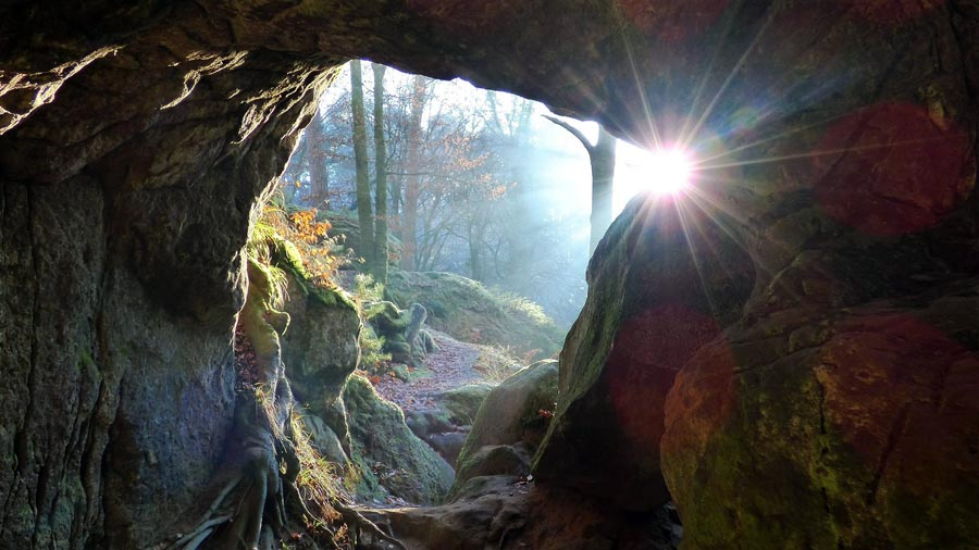 Müllerthal Trail, Wandern Luxemburg