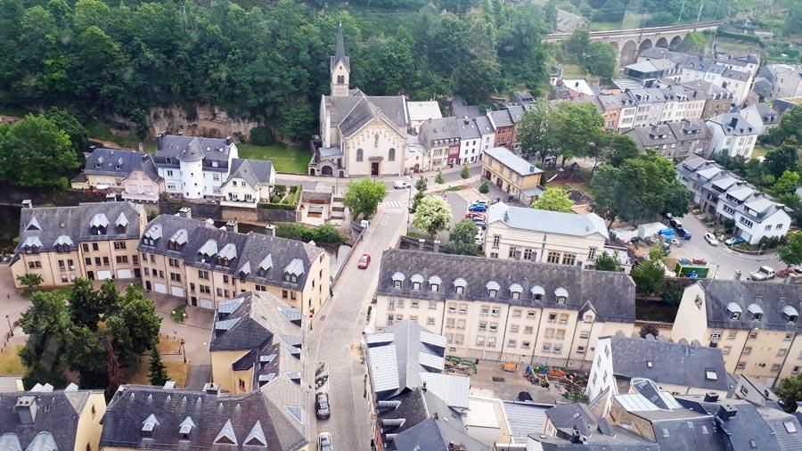 Luxemburg Sehenswürdigkeiten: Pfaffenthal