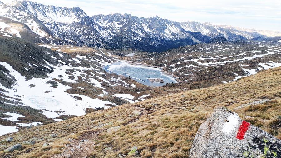 Wandern Pyrenäen: Fernwanderweg GR11, Bergtour