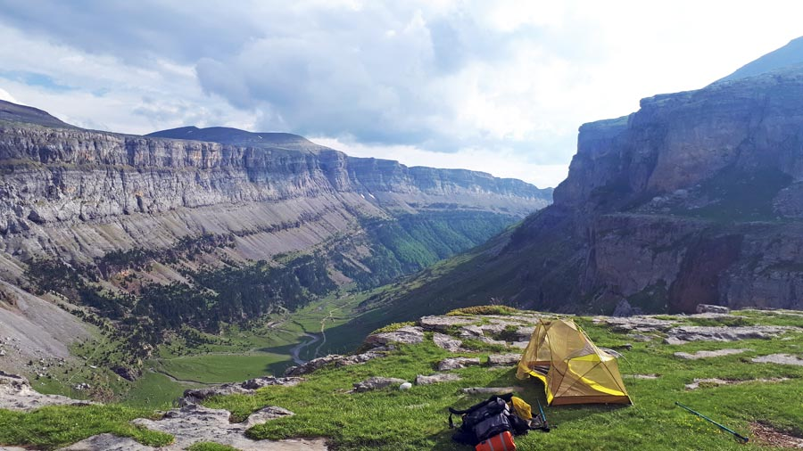Pyrenäen, Valle de Ordesa