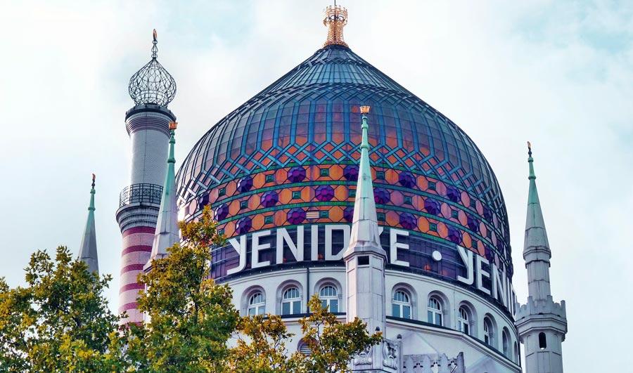 Yenidze Moschee, Dresden