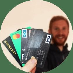 Beste Reisekreditkarte für Weltreisen, Visa-Karte