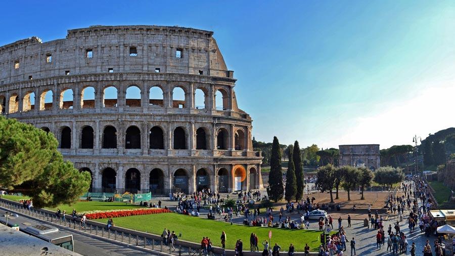 Kolosseum, Amphitheater Rom