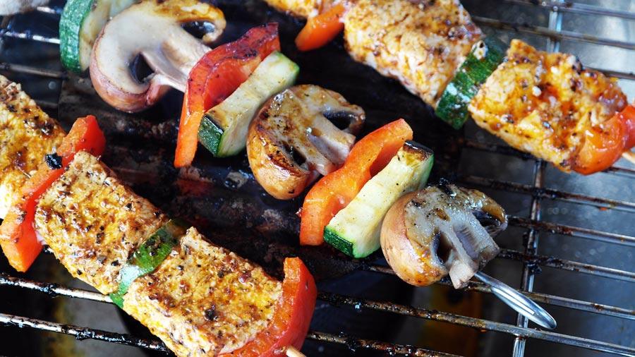 Nachhaltig Grillen mit Bio Gemüse
