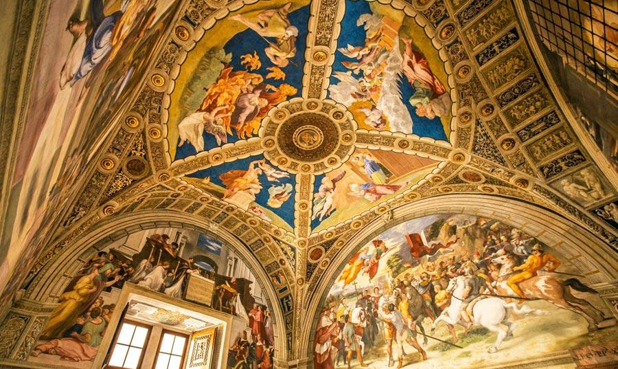 Vatin Museum, Rom Attraktion