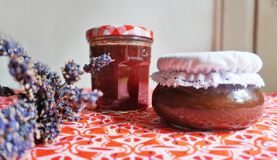 Geschenkidee: Selbstgemachter Aufstrich, hausgemachte Marmelade