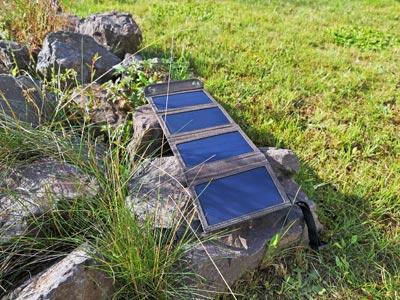 Solar Ladegerät: Giaride 21 Watt