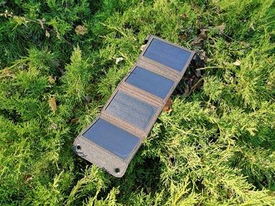 Solar Ladegerät: Suaoki 7 Watt
