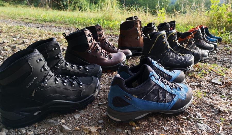 Wanderschuh Test: Die besten Wander und Trekkingschuhe