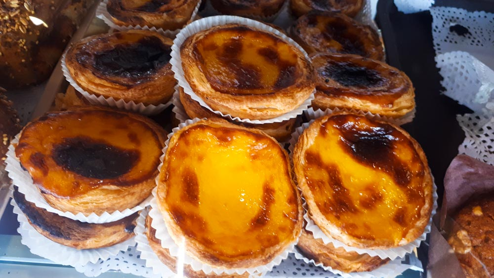 Pastel de Nata, Highlight auf Madeira