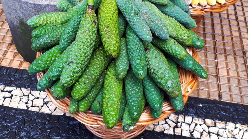 Früchte auf dem Mercado dos Lavradores