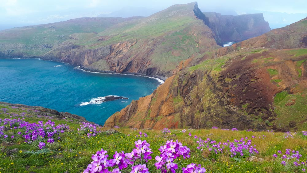 Halbinsel Sao Lourenco auf Madeira