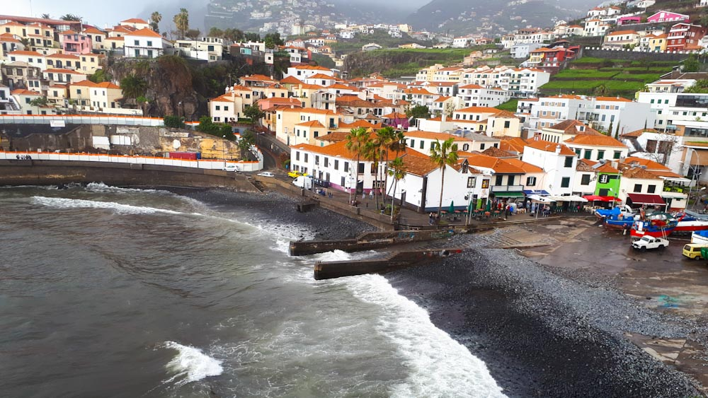 Câmara de Lobos bei Funchal
