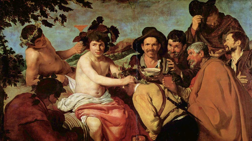Gemälde im Museu del Prado