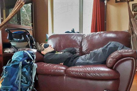 Couchsurfing Ratgeber und Erfahrungen